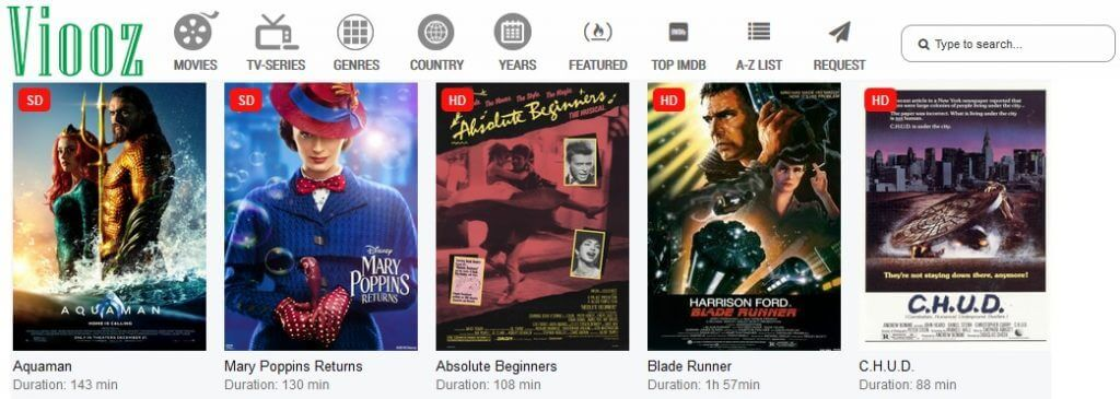 Viooz Alternatives – Top 27+ Free Movie Streaming Sites [October 2021]