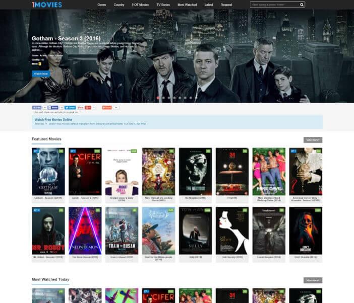 1Movies Proxy 2021 – 11+ *NEW* Proxy/Mirrors to unblock 1movies.tv [Fixed]