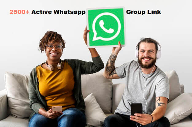 Whatsapp Group Link – 2501+ Active Join links Collections Links Invites To Join.
