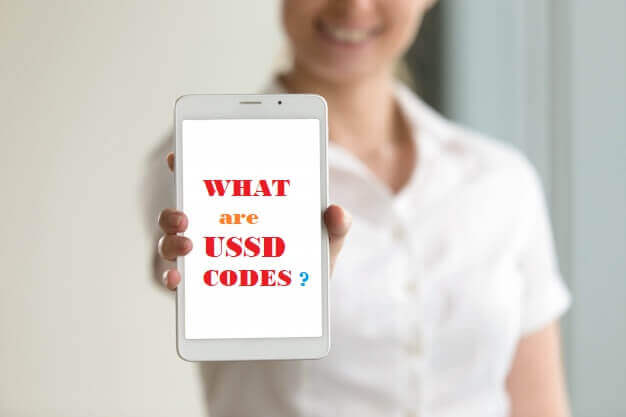 WHAT are USSD CODES ?