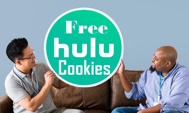 Hulu Cookies Hourly Updated [100% Working]
