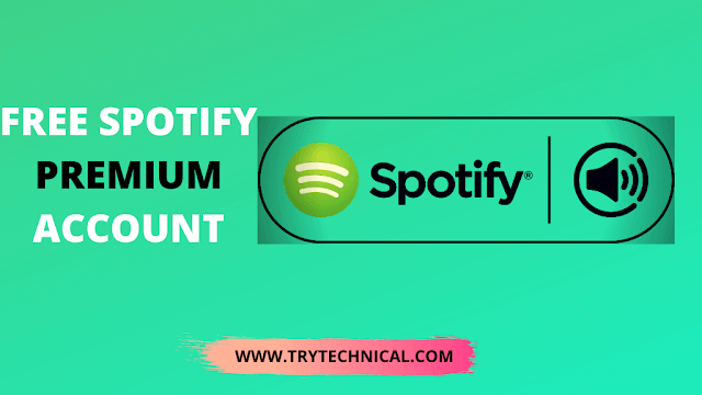 Free Spotify Premium Accounts Username And Password 100% Working [September 2021]