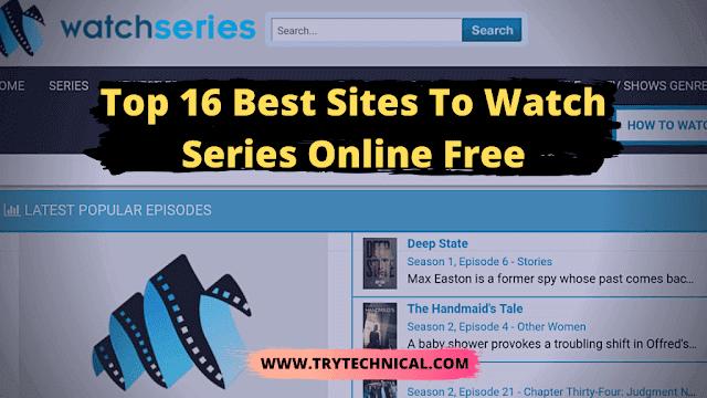Top 17+ Best Sites To Watch Series Online Free 2021 {Updated List}