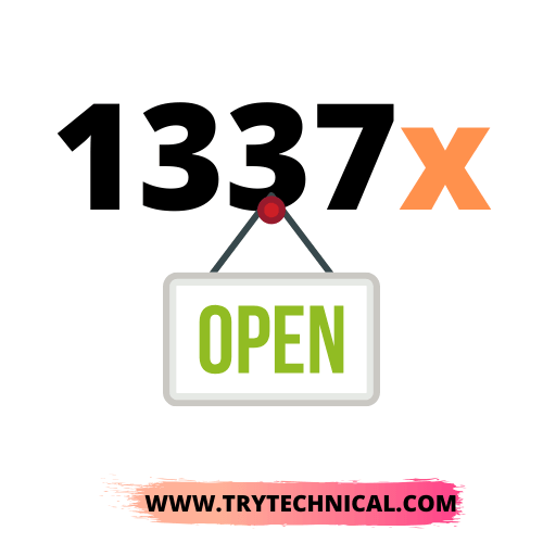 1337x Proxy Unblocked – Updated And Working Mirror