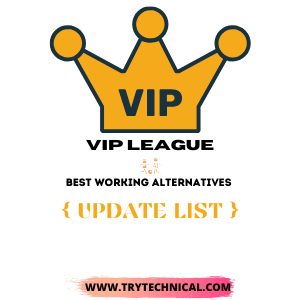 Vipleague Alternatives – Top 11+ Sites Like Stream2Watch For Free Online Sports