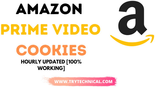 Amazon Prime Video Cookies – Working & Hourly Updated [SEPT 2021]
