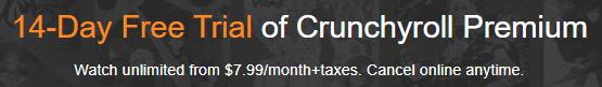 Free CrunchyRoll Accounts