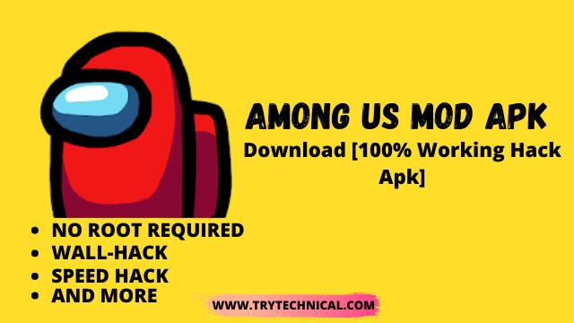 Among Us mod Apk v2021.6.30 Download [100% Working Hack Apk]